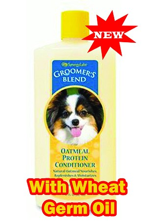 Groomer's Blend - Oatmeal Protein Conditioner