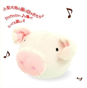 Petz Route Toy MUSICAL Pink Piggy