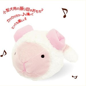 Petz Route Toy MUSICAL White Sheep
